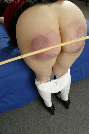 Real Spankings Institute - Chelsea's Hard Caning - image 12