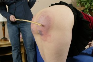 Real Spankings Institute - Chelsea's Hard Caning - image 15