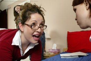 Real Spankings Institute - Chelsea's Hard Caning - image 18