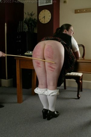 Real Spankings Institute - Lori Punished By The Dorm Mom - image 12