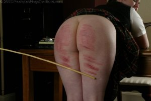 Real Spankings Institute - Lori Punished By The Dorm Mom - image 4