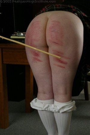 Real Spankings Institute - Lori Punished By The Dorm Mom - image 14