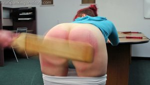 Real Spankings Institute - Kicked Out Of Gym (part 2 Of 2) - image 1