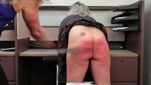 Real Spankings Institute - Bullying Earns A Severe Spanking (part 1 Of 2) - image 5