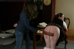 Real Spankings Institute - Lori Punished By The Dorm Mom - image 7