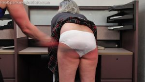 Real Spankings Institute - Bullying Earns A Severe Spanking (part 1 Of 2) - image 3