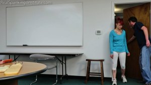 Real Spankings Institute - Kicked Out Of Gym (part 1 Of 2) - image 8
