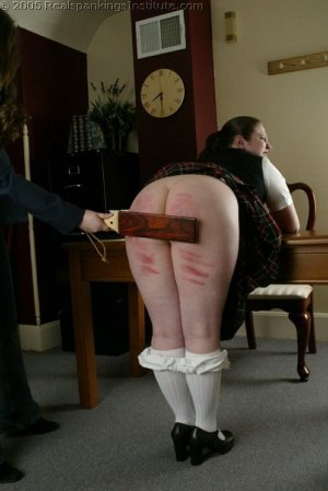 Real Spankings Institute - Lori Punished By The Dorm Mom - image 11