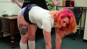 Real Spankings Institute - Michelle's Arrival - image 1