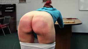 Real Spankings Institute - Kicked Out Of Gym (part 1 Of 2) - image 14