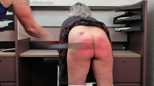 Real Spankings Institute - Bullying Earns A Severe Spanking (part 1 Of 2) - image 2