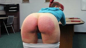 Real Spankings Institute - Kicked Out Of Gym (part 2 Of 2) - image 6