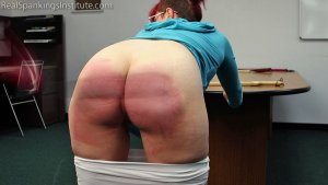 Real Spankings Institute - Kicked Out Of Gym (part 1 Of 2) - image 12
