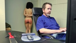 Real Spankings Institute - Kiki's Day With The Dean (part 2) - image 6