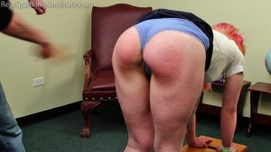 Real Spankings Institute - Michelle's Arrival - image 13