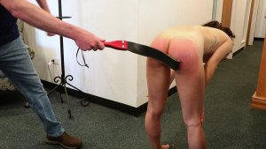 Real Spankings Institute - Kiki's Day With The Dean (part 2) - image 9