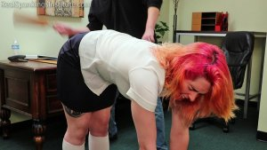 Real Spankings Institute - Michelle's Arrival - image 12