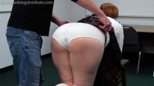 Real Spankings Institute - Alex: Spanked By The Dean (part 1 Of 2) - image 6