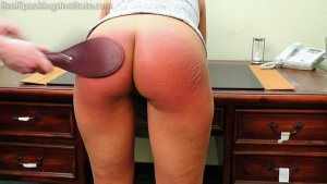 Real Spankings Institute - Ambriel's Bad Day (part 2 Of 2) - image 7