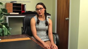 Real Spankings Institute - Ambriel's Bad Day (part 2 Of 2) - image 1