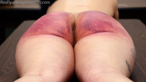 Real Spankings Institute - Anastasia Is Welcomed To The Institute - image 3