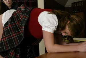 Real Spankings Institute - Madison Spanked For Lying Pt.2 - image 3