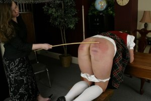 Real Spankings Institute - Madison Spanked For Lying Pt.2 - image 14