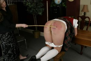 Real Spankings Institute - Madison Spanked For Lying Pt.2 - image 13