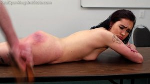 Real Spankings Institute - Anastasia Is Welcomed To The Institute - image 10