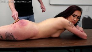 Real Spankings Institute - Anastasia Is Welcomed To The Institute - image 8