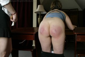 Real Spankings Institute - Chelsea Spanked After Gym - image 5