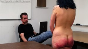 Real Spankings Institute - Anastasia Is Welcomed To The Institute - image 7