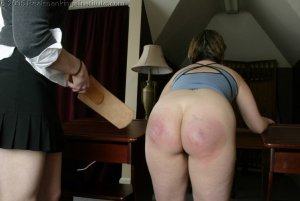 Real Spankings Institute - Chelsea Spanked After Gym - image 4