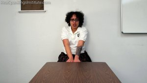 Real Spankings Institute - The Dean's Follow Up With Rose - image 4
