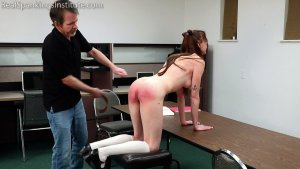 Real Spankings Institute - Riley's Supervised Study Time (part 2) - image 12