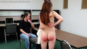 Real Spankings Institute - Riley's Supervised Study Time (part 2) - image 9