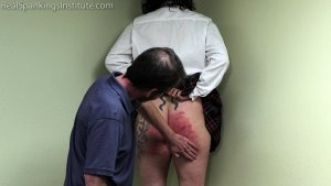 Real Spankings Institute - Jordyn Sent To See The Dean (part 2 Of 2) - image 5