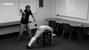 Real Spankings Institute - Surveillance Spanking (part 1 Of 2) - image 1