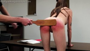 Real Spankings Institute - Riley's Supervised Study Time (part 2) - image 8
