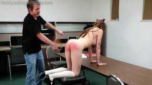 Real Spankings Institute - Riley's Supervised Study Time (part 2) - image 5