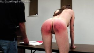 Real Spankings Institute - Riley's Supervised Study Time (part 2) - image 4