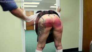 Real Spankings Institute - Jordyn Sent To See The Dean (part 2 Of 2) - image 7
