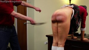 Real Spankings Institute - Kiki: Sent To The Dean (part 1) - image 4
