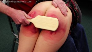 Real Spankings Institute - Paddled Black And Blue - image 10