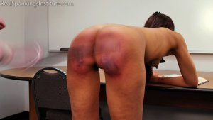 Real Spankings Institute - Not Keeping Up With Her Work - image 2