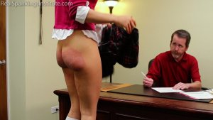 Real Spankings Institute - Kiki: Sent To The Dean (part 1) - image 10