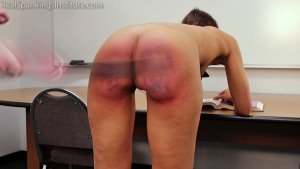 Real Spankings Institute - Not Keeping Up With Her Work - image 14