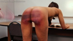 Real Spankings Institute - Not Keeping Up With Her Work - image 17