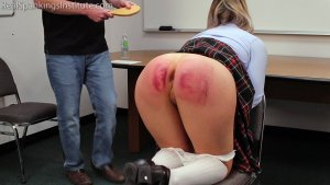 Real Spankings Institute - Sent For A Double Dose By The Dean (part 2 Of 2) - image 11
