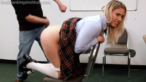Real Spankings Institute - Sent For A Double Dose By The Dean (part 1 Of 2) - image 13
